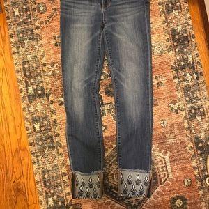 Loft jeans size 2